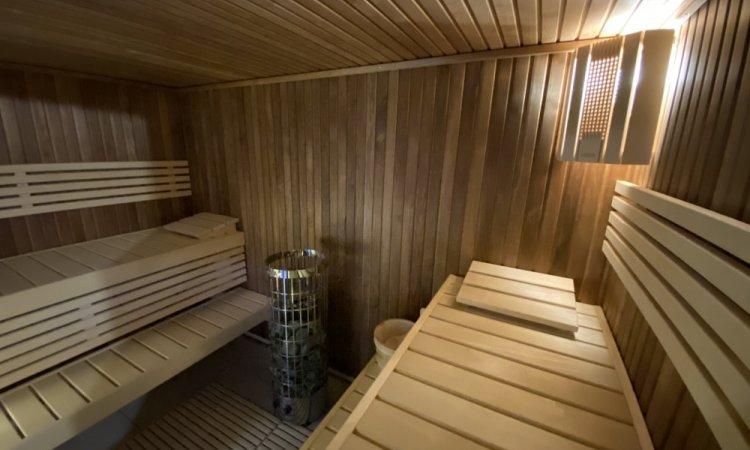 Sauna 5-6 places à Bourg d'Oisans