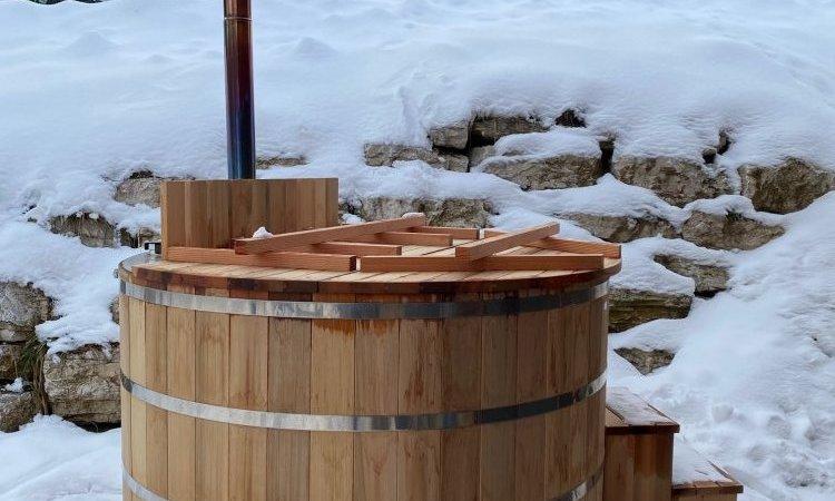 Bain nordique 5 places à Villard-de-Lans